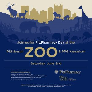 Pitt Pharmacy at the Zoo
